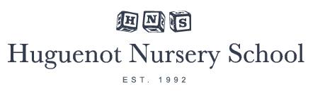 Huguenot Nursery School Logo